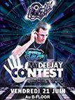 G-MY - Flyer MY CONTEST DJ