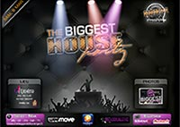 The Biggest House party